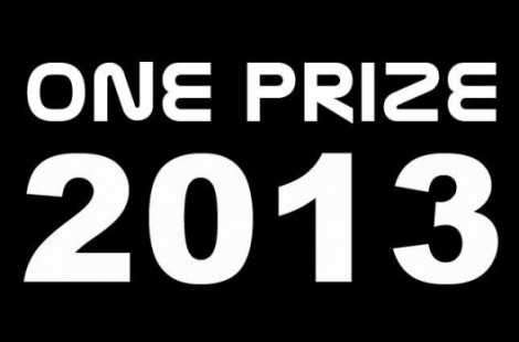 one prize 2013