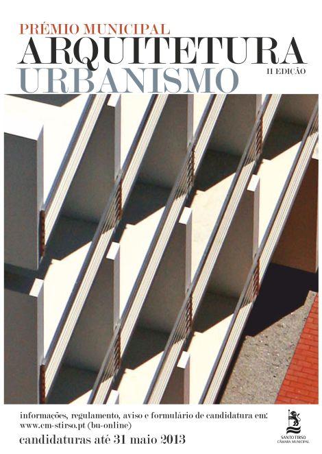 Prémio Municipal de Arquitetura e Urbanismo