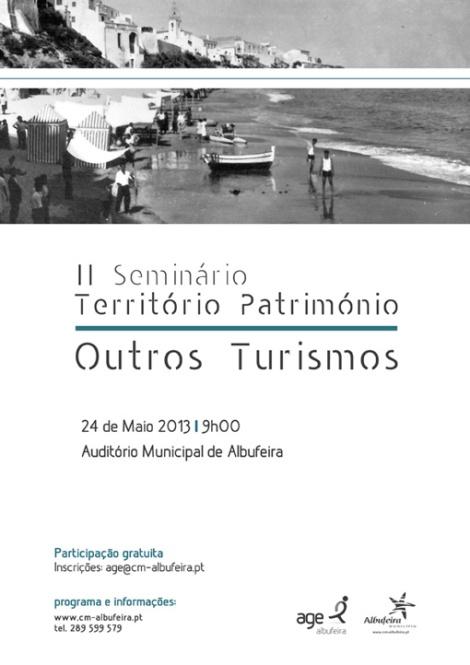 II Seminário Território Património - Outros Turismos